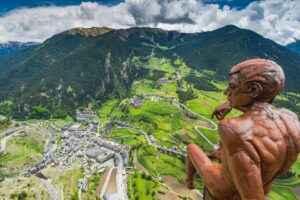 Aussichtspunkt Mirador Roc del Quer