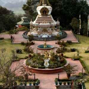 Monastry Garden, Kapan, Nepal
