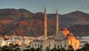 Moschee im Oman