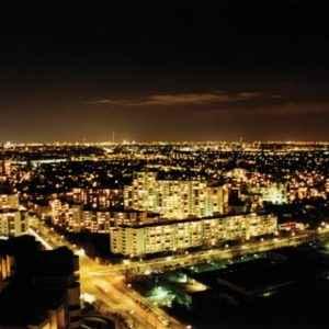 Nacht über Berlin, Deutschland