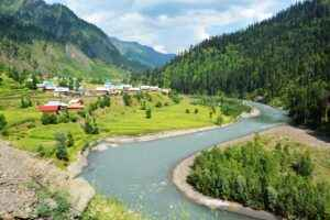 River Neelam Pakistan
