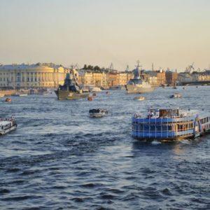 Newa, St. Petersburg, Russland