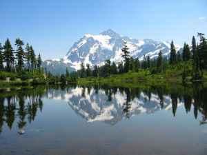 Nordamerika Mount Shuksan
