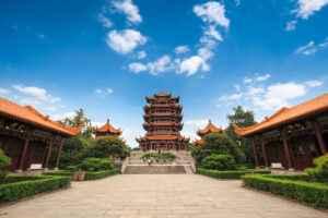 Kranichpagode in Wuhan
