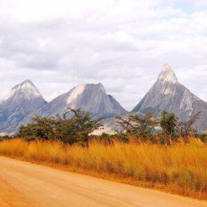 Inselburg Mosambik