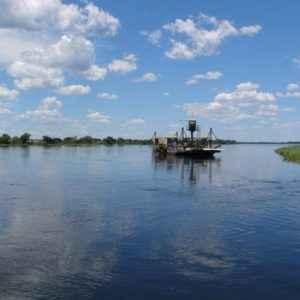 Okavango Fluss, Botsuana