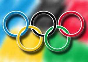 Logo Olympische Spiele