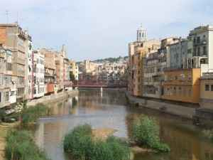 Onyar, Girona, Katalonien