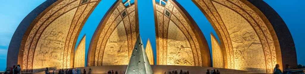 Pakistan Monumnt Islamabad