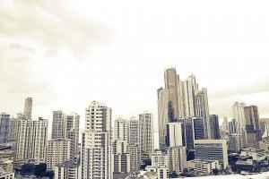 Skyline von Panama