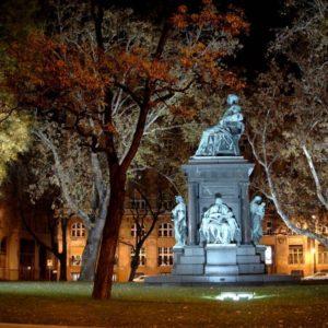 Park, Budapest, Ungarn