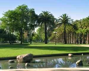 Park, Santiago de Chile, Chile