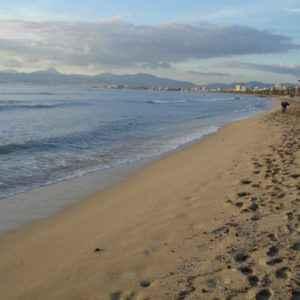 Playa de Palma, Mallorca, Balearen