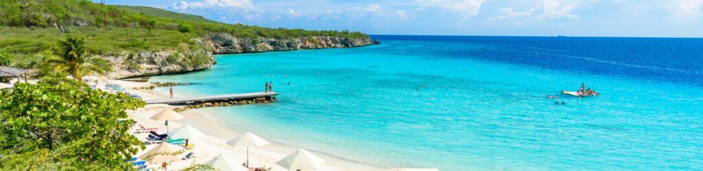 Porto Marie Beach auf Curacao