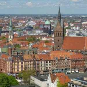 Rathaus, Hannover, Niedersachsen, Deutschland