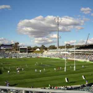 Rugby Stadion, Canberra, Australian Capital Territory