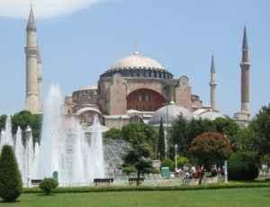 Saint Sophia Kathedrale, Istanbul, Türkei