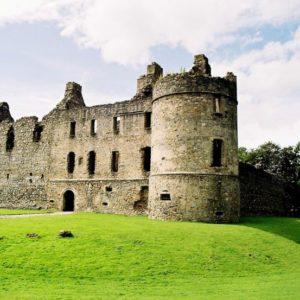 Scotish Castle, Schottland, Grossbritannien
