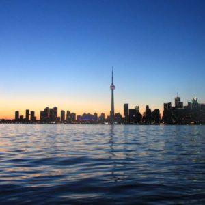 Skyline, Toronto, Kanada
