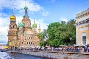 Städtereisen St. Petersburg