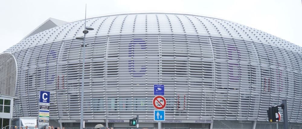 Stade Pierre-Mauroy - Lille