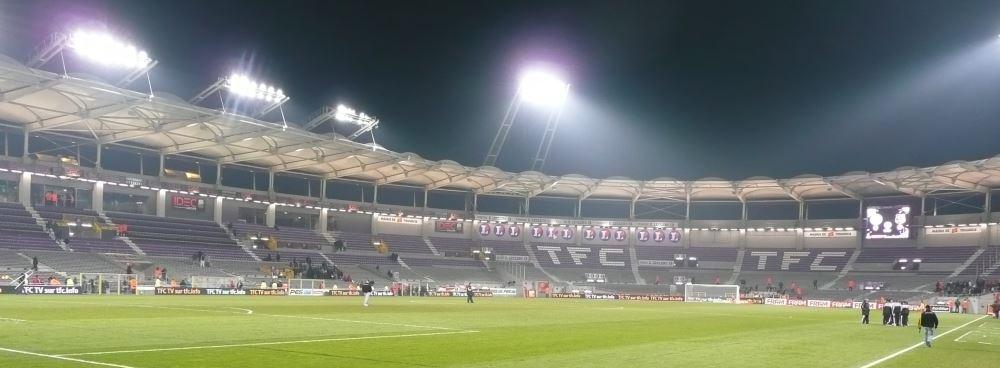 Stadium Municipal - Toulose