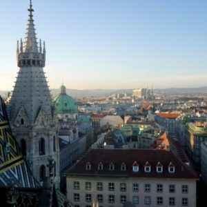 Stephansdom, Wien, Österreich