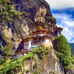 Taktshan Kloster