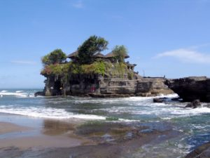 Tanah Lot, Indonesien