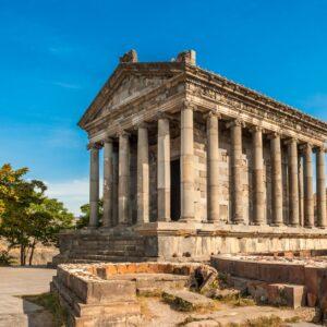 Der Tempel von Garni