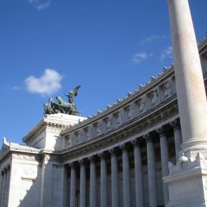 Vittoriano, Rom, Italien