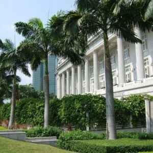 Wohnungen, Singapur