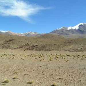 Wüste, Salar de Uyuni, Bolivien