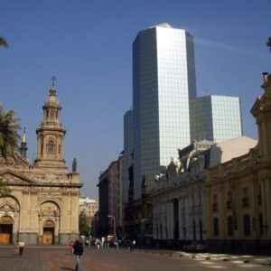 Zentrum, Santiago de Chile, Chile
