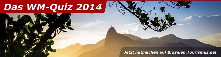Brasilien.Tourismus.de WM 2014 Quiz