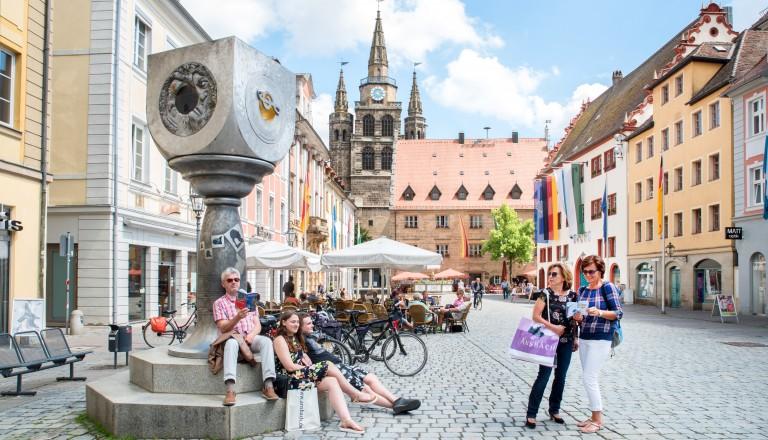 Ansbach Verlosung Wochenende