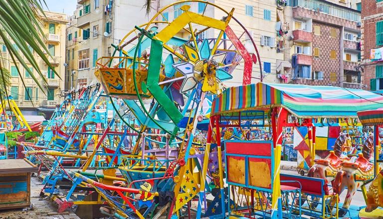 Aegypten-Dreampark-Kairo