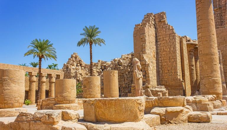 Aegypten-Karnak-Tempel