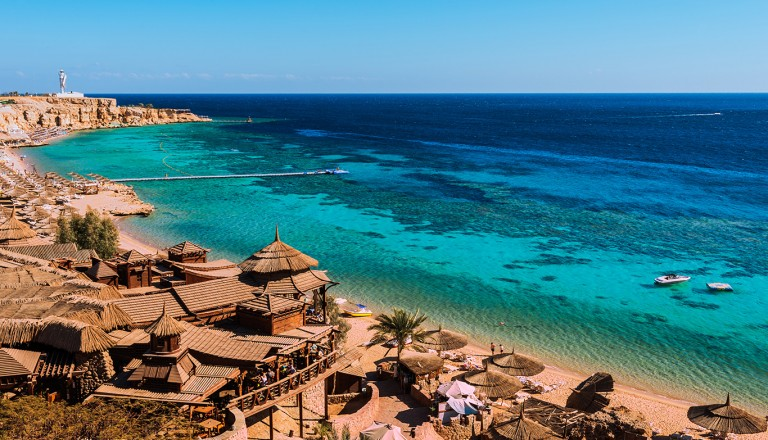 Aegypten-Pauschalreise.