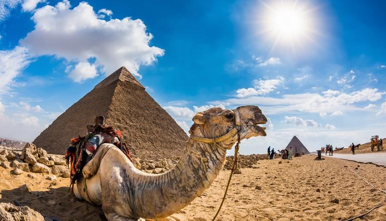 Aegypten-Reisezeit