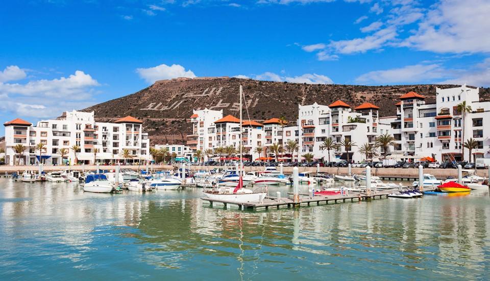 Agadir - Marina