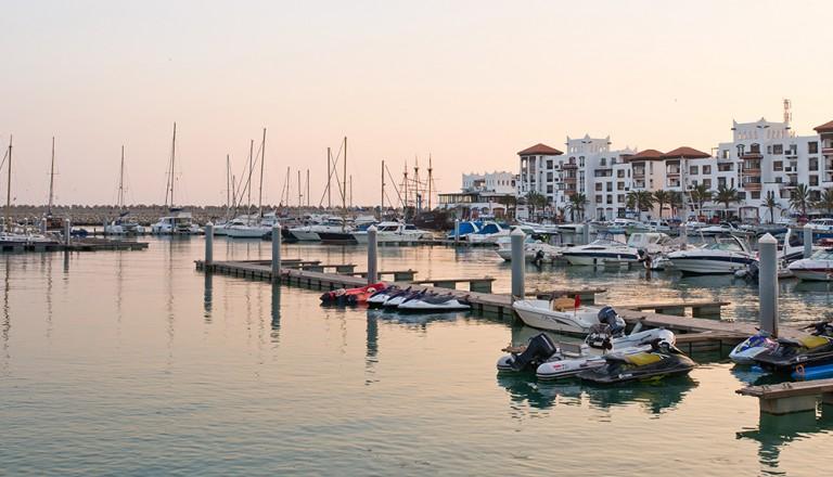 Agadir-Reisezeit.