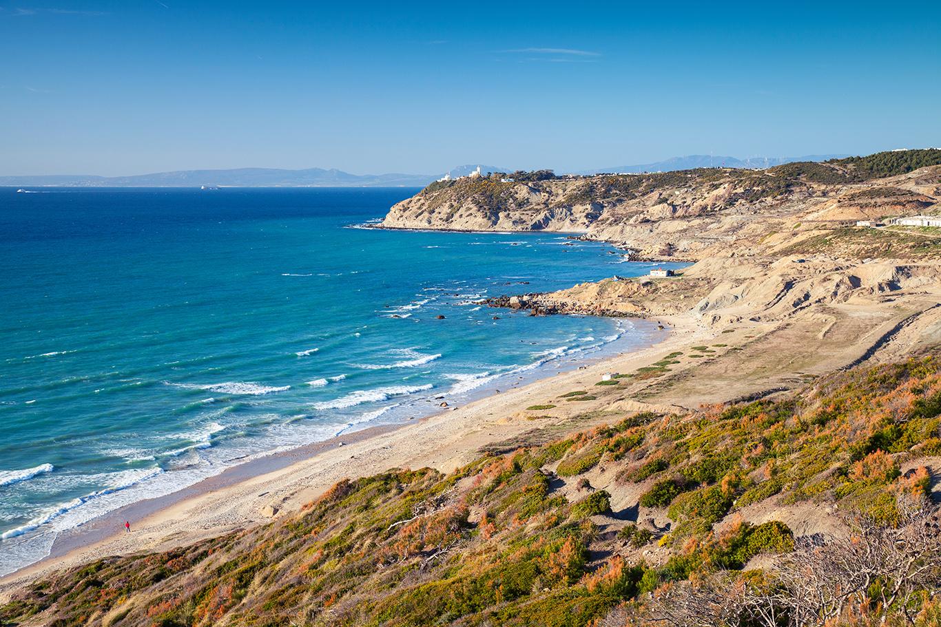 Agadir-Strand.