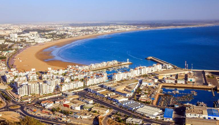 Agadir - Reisen
