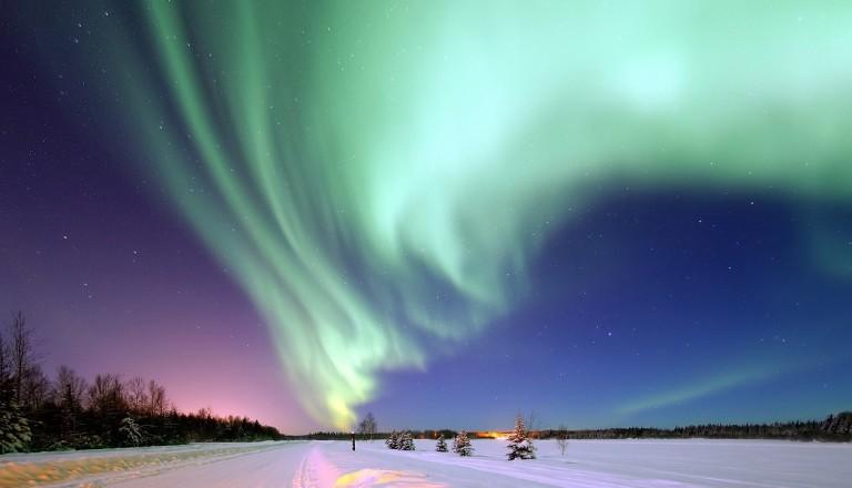 Alaska - Nordlichtern