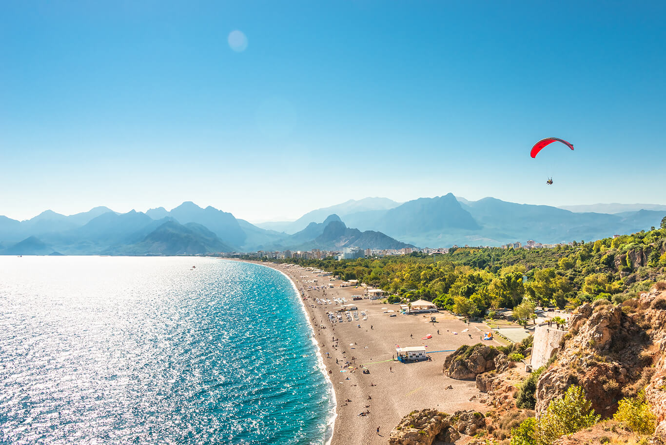 All inclusive - Antalya - Tuerkei