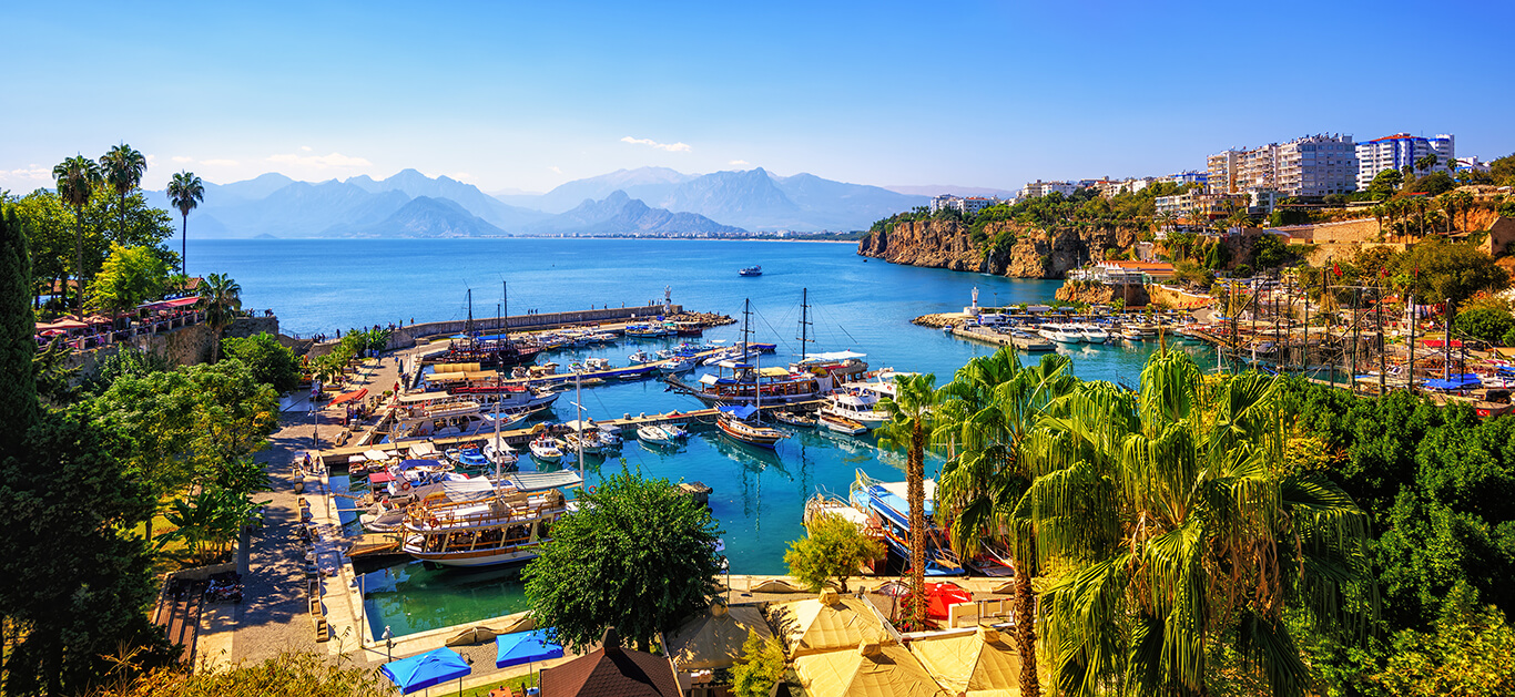 All inclusive - reisen - Antalya