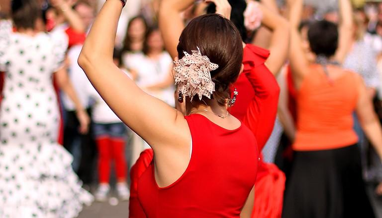 Andalusien-Flamenco