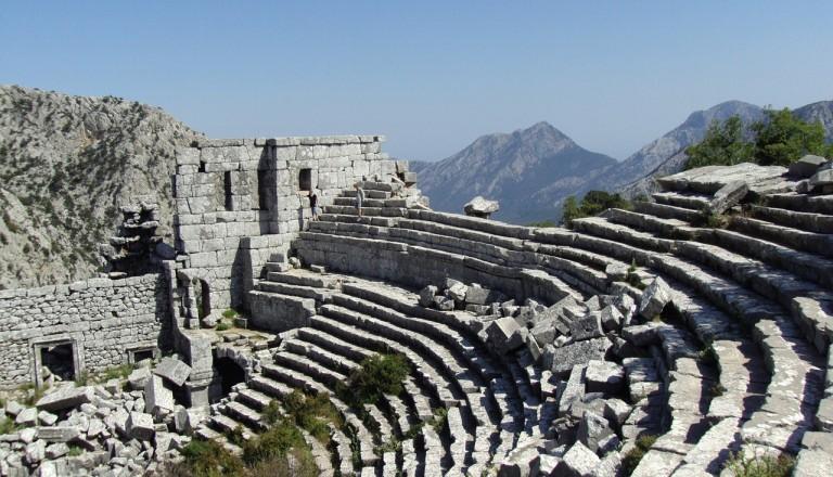 Antalya - Termessos