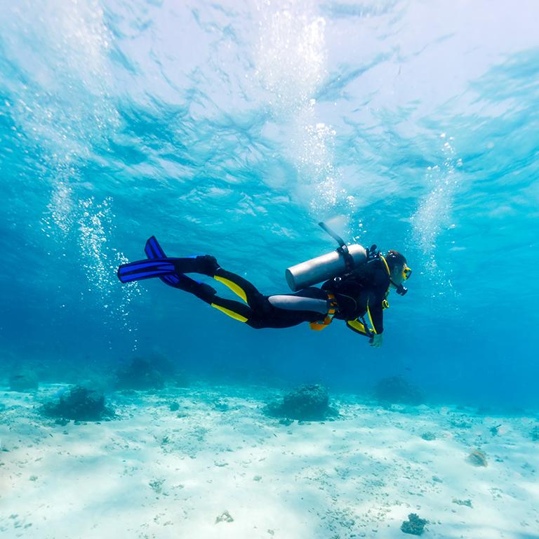Aruba-Schnorcheln